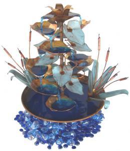 Merveilleux Raintree Tabletop Fountain