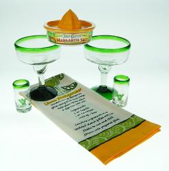 Mexican Margarita Recipe gift set