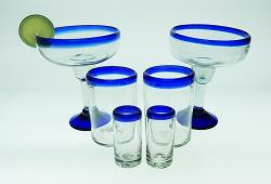 Margarita Shot and drinking glass set