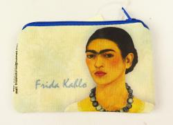 Frida signature coin purse