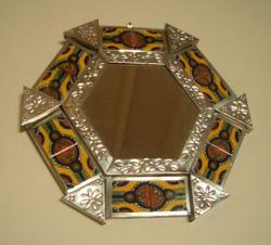 Mirror 6 sided Talavara tiles