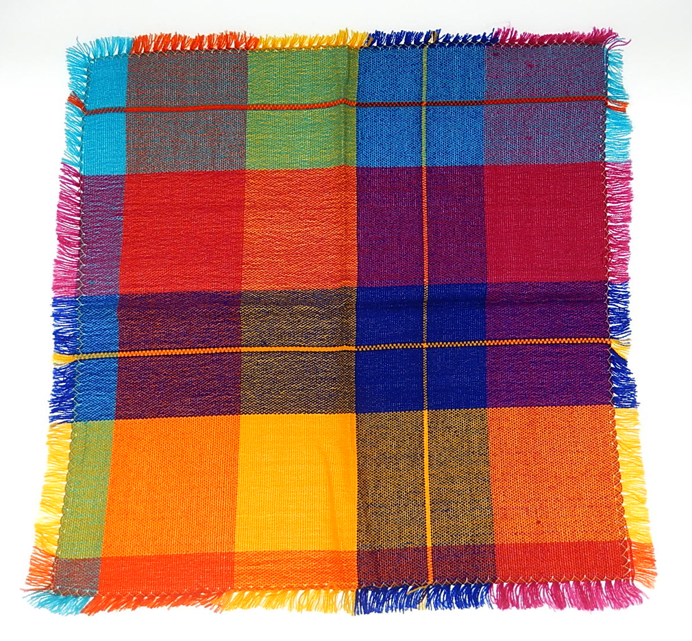 Fabric Napkins Hand Made In Mexico