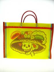 Day of the Dead Catrina Bag Yellow
