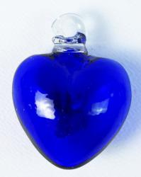 Blue Heart - Small 2 inches