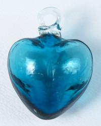 Turquoise Heart - Small 2 inches